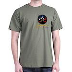 Haitian Football Phantom Dark T-Shirt