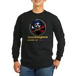 Haitian Football Phantom Long Sleeve Dark T-Shirt