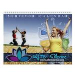 After Silence Empowerment Statements Calendar