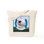 Agility German Shorthair Pointer Tote Bag