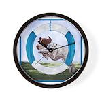 Agility German Shorthair Pointer Wall Clock