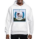 Agility German Shorthair Pointer Hooded Sweatshirt