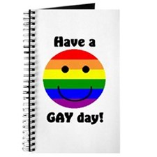 Journal - Gay Day