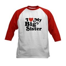 I Love My Big Sister Tee