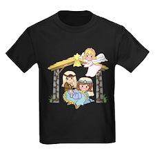 Childrens Nativity T-Shirt