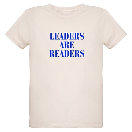 leaders-are-readers-BOD-BLUE T-Shirt