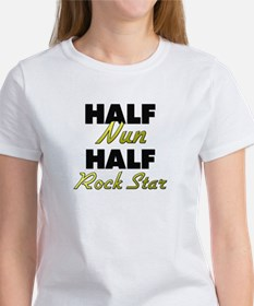 Half Nun Half Rock Star T-Shirt