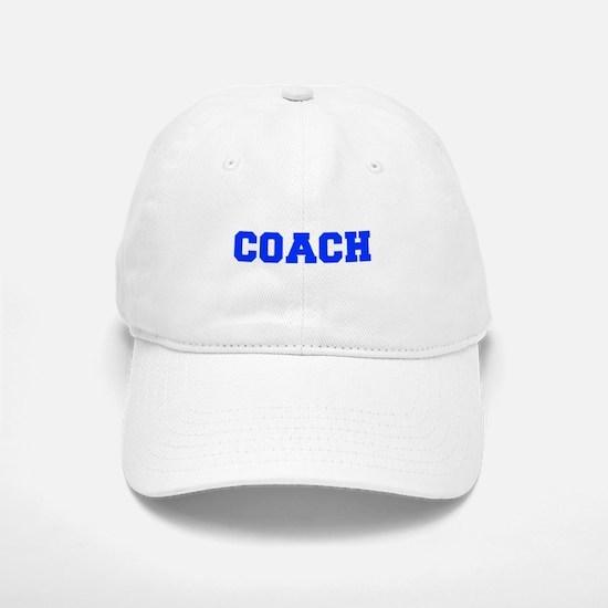 COACH-FRESH-BLUE Baseball Baseball Baseball Cap