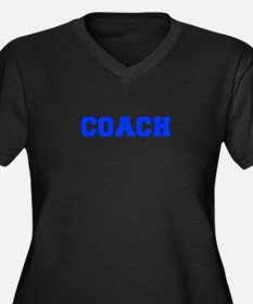 COACH-FRESH-BLUE Plus Size T-Shirt