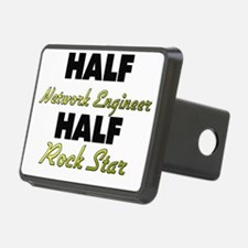 Half Network Engineer Half Rock Star Hitch Cover