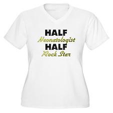 Half Neonatologist Half Rock Star Plus Size T-Shir