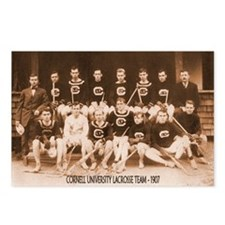 1907 Cornell Lacrosse Postcards (Package of 8)