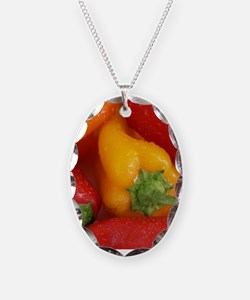 Bell Peppers Necklace