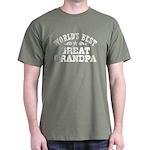 World's Best Great Grandpa Dark T-Shirt