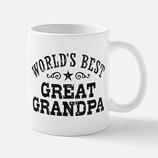 World's Best Great Grandpa Small Small Mug