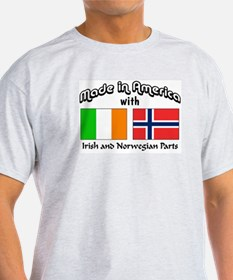 Irish & Norwegian Parts T-Shirt