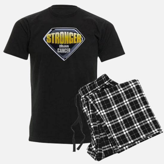 Stronger than cancer pajamas
