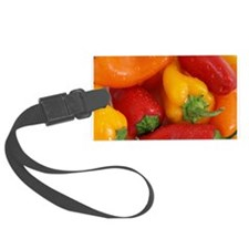 Bell Peppers Luggage Tag