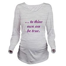 Gh Cassadines Long Sleeve Maternity T-Shirt
