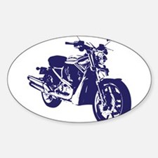 Motorcycle - Biker Decal