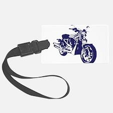 Motorcycle - Biker Luggage Tag