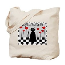 physical Therapist A Blanket CAT Tote Bag