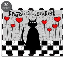 physical Therapist A Blanket CAT Puzzle