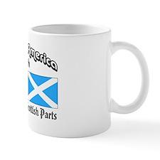 German-Scottish Mug