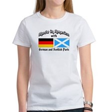 German-Scottish Tee