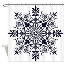 Pattern - Texture Shower Curtain
