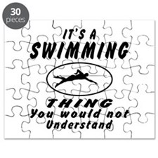 Swimming Thing Designs Puzzle