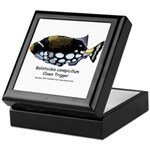 Clown Trigger Keepsake Box