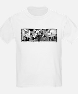 """""""Be Wise, Times Square"""" Kids T-Shirt"""