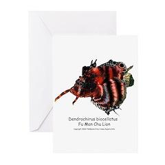 Fu Man Chu Lion Greeting Cards (Pk of 10)