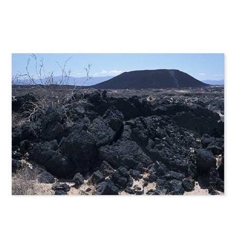 Amboy Crater Postcards (Package of 8)