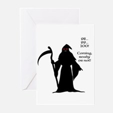 Grim Reaper Cards (Pk of 10)