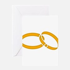 Wedding Rings - Marriage Greeting Cards