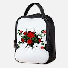 Roses - Nature Neoprene Lunch Bag