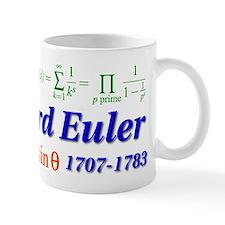 Celebrate Euler Small Mug