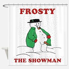 Christmas Showman Shower Curtain