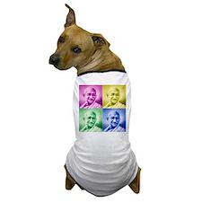 Mahatma Gandhi Hindu Dog T-Shirt
