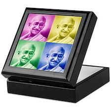 Mahatma Gandhi Hindu Keepsake Box