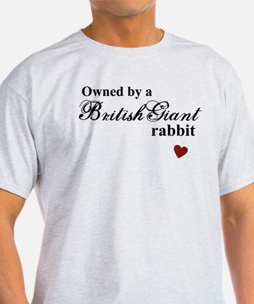 British Giant rabbit T-Shirt