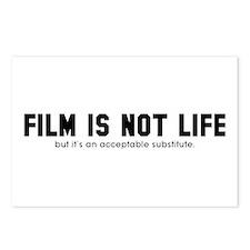 Filmmaker's Postcards (Package of 8)