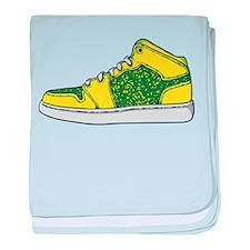Sneaker - Shoe baby blanket
