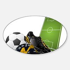 Soccer - Football - Sport Decal