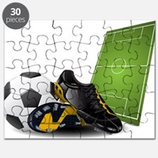 Soccer - Football - Sport Puzzle