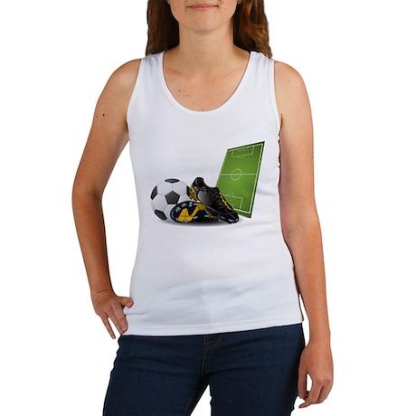 Soccer - Football - Sport Tank Top
