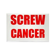 Screw Cancer on a Rectangle Magnet