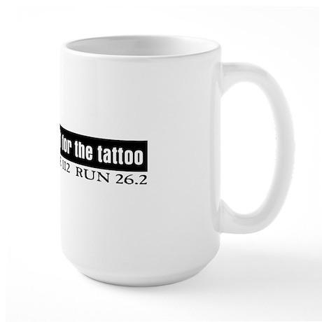 """Tattoo"" Large Mug"